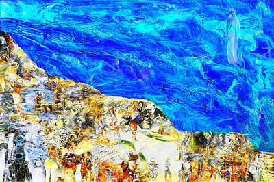 Etc. Digital Art - Oceana by Esther  Burgos