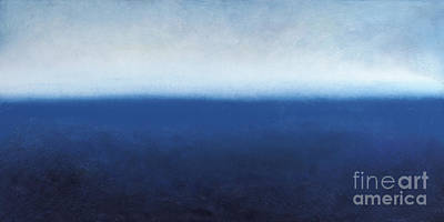Oceanic Meditation Art Print
