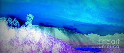 Photograph - Ocean's Light by Vicki Lynn Sodora
