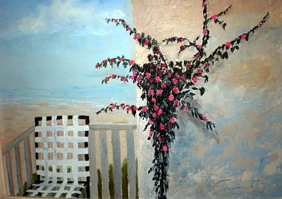 Oceanside Bougainvillea Original