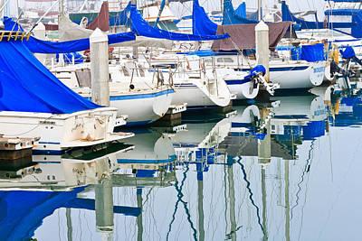 Photograph - Oceanside Harbor 2 by Ben Graham