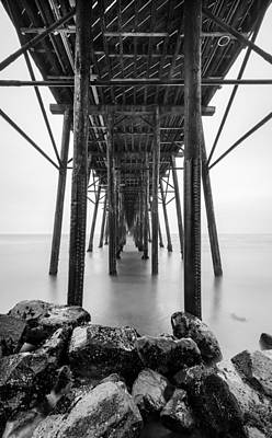 Oceanside Pier Art Print by Alexander Kunz