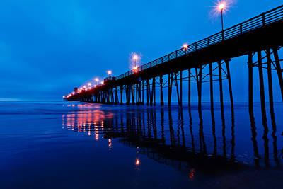 Photograph - Oceanside Pier by Ben Graham