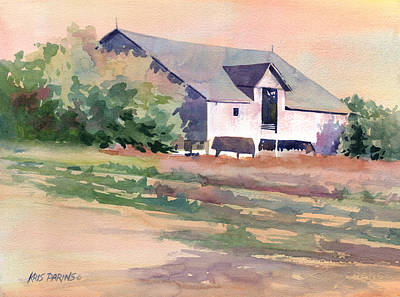 Oconto County Barn Original