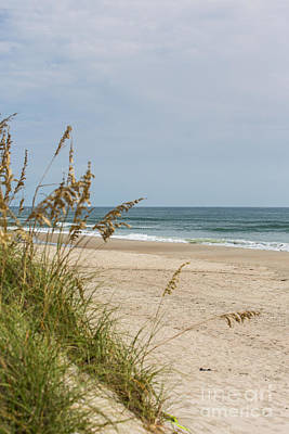 Photograph - Ocracoke Beach by Kay Pickens