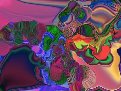 Unreal Digital Art - Octavio Bizarro by Jim Williams