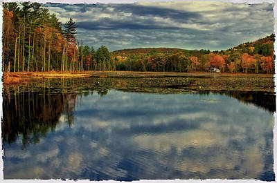 Photograph - October Afternoon by Steven Mancinelli