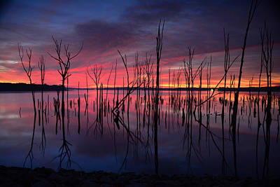 Photograph - October Sunrise by Raymond Salani III