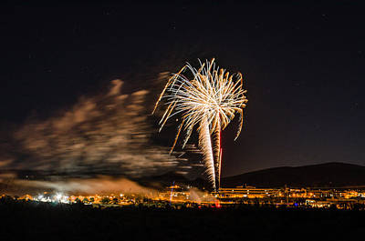 Photograph - Octoberwest 2014-83 by Alan Marlowe