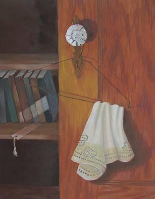 Painting - Odd Friends by Tony Caviston