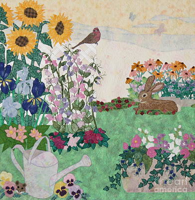 Ode To Henry And Joys Of Nature Art Print by Denise Hoag