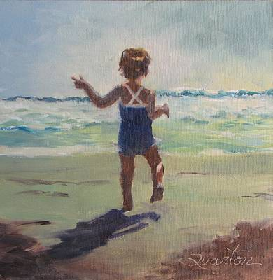Painting - Ode To Joy by Lori Quarton