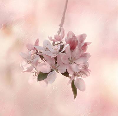 Ode To Spring Print by Kim Hojnacki