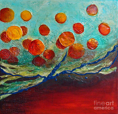 Painting - Odyssey II by Phyllis Howard