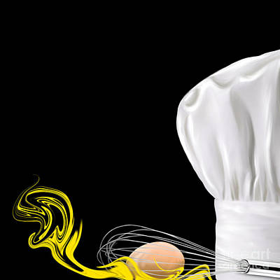 Food Art Painting - Eggs - Oeufs by Kathryn L Novak