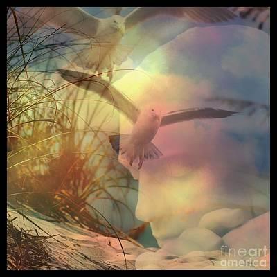 Of Lucid Dreams / Dreamscape 12  Art Print
