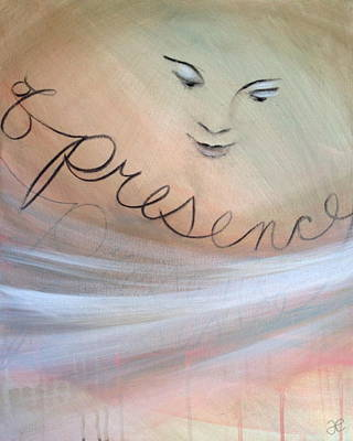 Painting - Of Presence by Anna Elkins