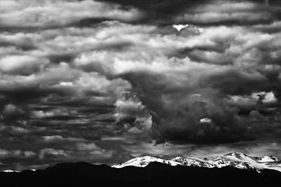 Photograph - Of The Mountains by Nicholas Evans