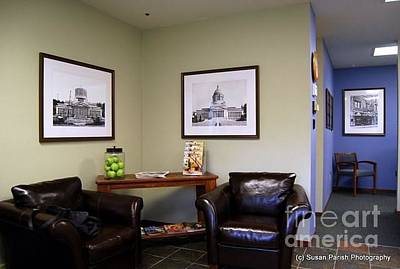 Photograph - Commission - Office Art by Susan Parish Designs