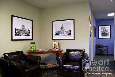 Photograph - Commission - Office Art by Susan Parish Designs