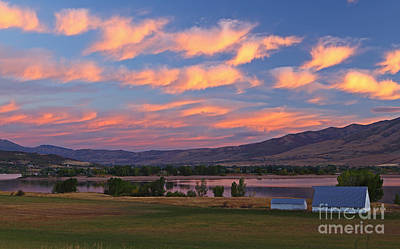 Photograph - Ogden Valley Icon by Bill Singleton