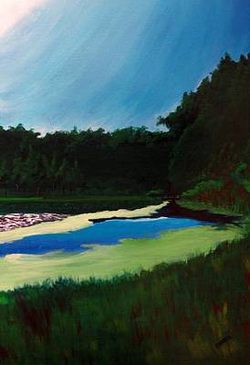 Oglebay Park - Palmer Course Art Print