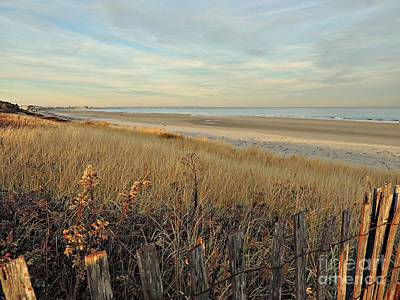 Ogunquit Beach 3 Art Print