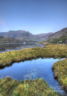 Photograph - Ogwen's Pond by Darren Wilkes