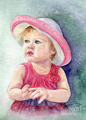 Oh Baby Print by Marilyn Smith