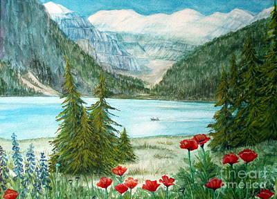 Oh Canada Original by Joey Nash