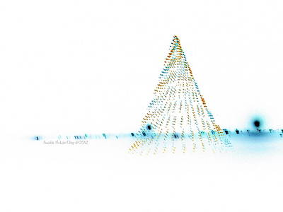 Digital Art - Oh Christmas Tree by Angelia Hodges Clay
