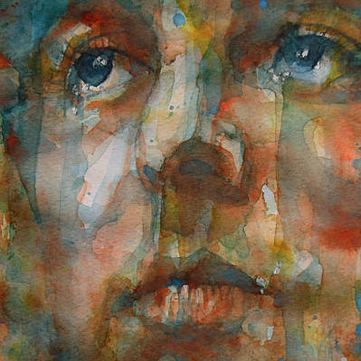 Icon Painting - Oh Darling by Paul Lovering