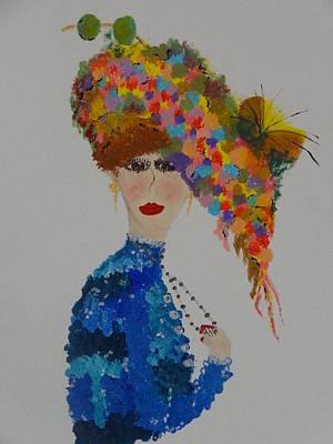 Painting - Oh Dear by Nancy Fillip