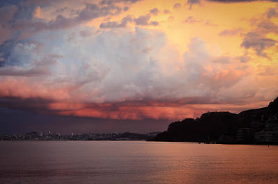 Sausalito Photograph - Oh The Drama by Maria Perry