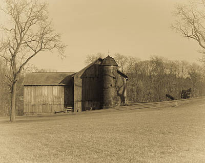 Photograph - Ohio Farming by Jack R Perry