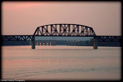 Ohio River  Original by Daniel Jakus