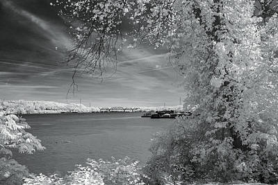 Photograph - Ohio River by Mary Almond