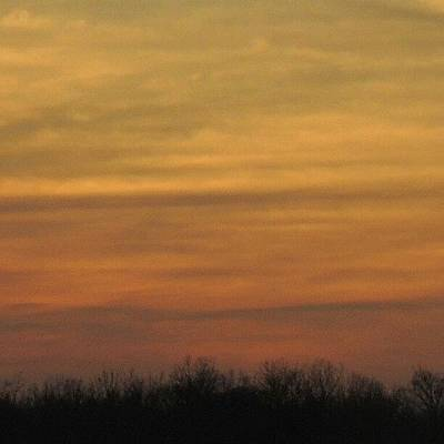 Sundown Wall Art - Photograph - Ohio Sunset by Kelli Stowe