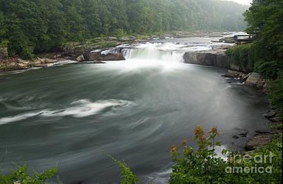 Photograph - Ohiopyle Falls by Jeannette Hunt