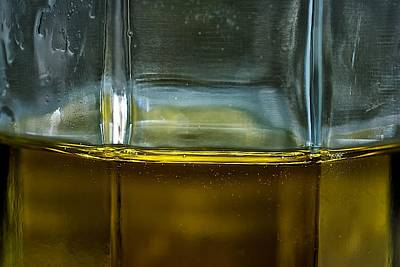 Oil And Vinegar Detail Art Print by Guillermo Hakim