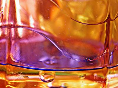 Photograph - Oil And Water 14 by Sarah Loft