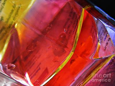Photograph - Oil And Water 9 by Sarah Loft