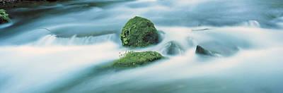 Oirase River Aomori Japan Art Print
