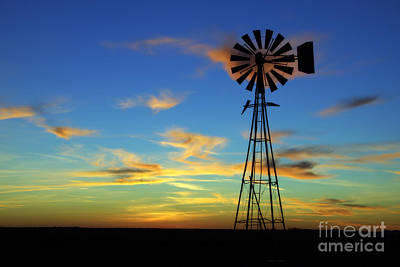 Oklahoma Skies 2 Art Print by Jim McCain
