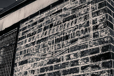 Photograph - Oklahoma Tire And Supply Co. by Nathan Hillis