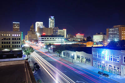 Okc Photograph - Oks001-2 by Cooper Ross