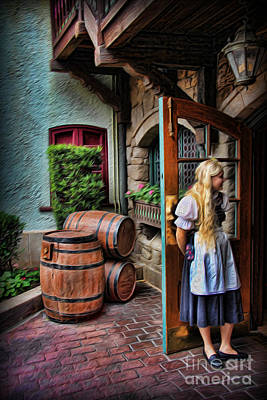 Photograph - Oktoberfest Fraulein by Lee Dos Santos
