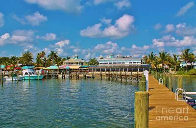 Photograph - Ol Captain Hiram's by Keri West
