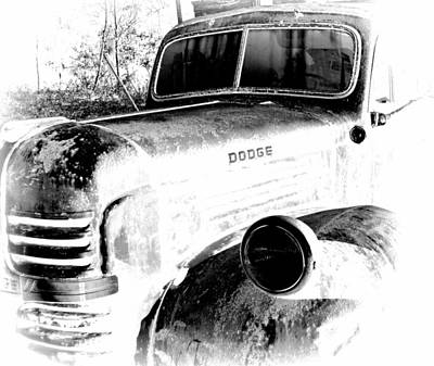 Wall Art - Photograph - 'ol Dodge Truck by Mickey Murphy