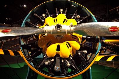 Photograph - Old Airplane Propellers by Dan Sproul